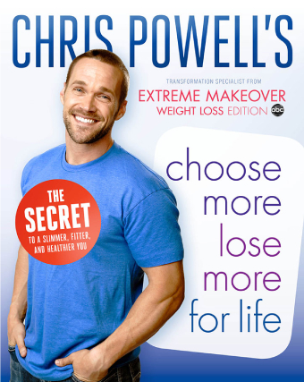 Photo of Chris Powell's Choose More, Lose More for Life